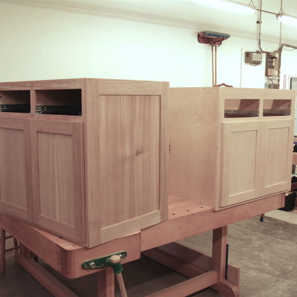 High Quality Making Custom Cabinets With Taeho Kwon